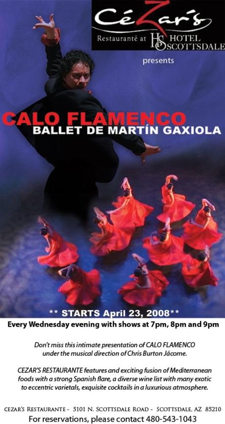 Calo Flamenco
