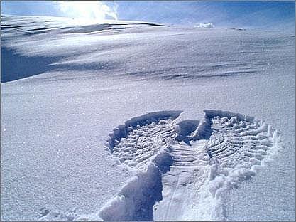 snow-angels