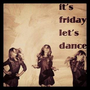 Friday dance
