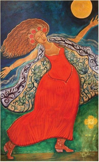 Shiloh Sophia dancer